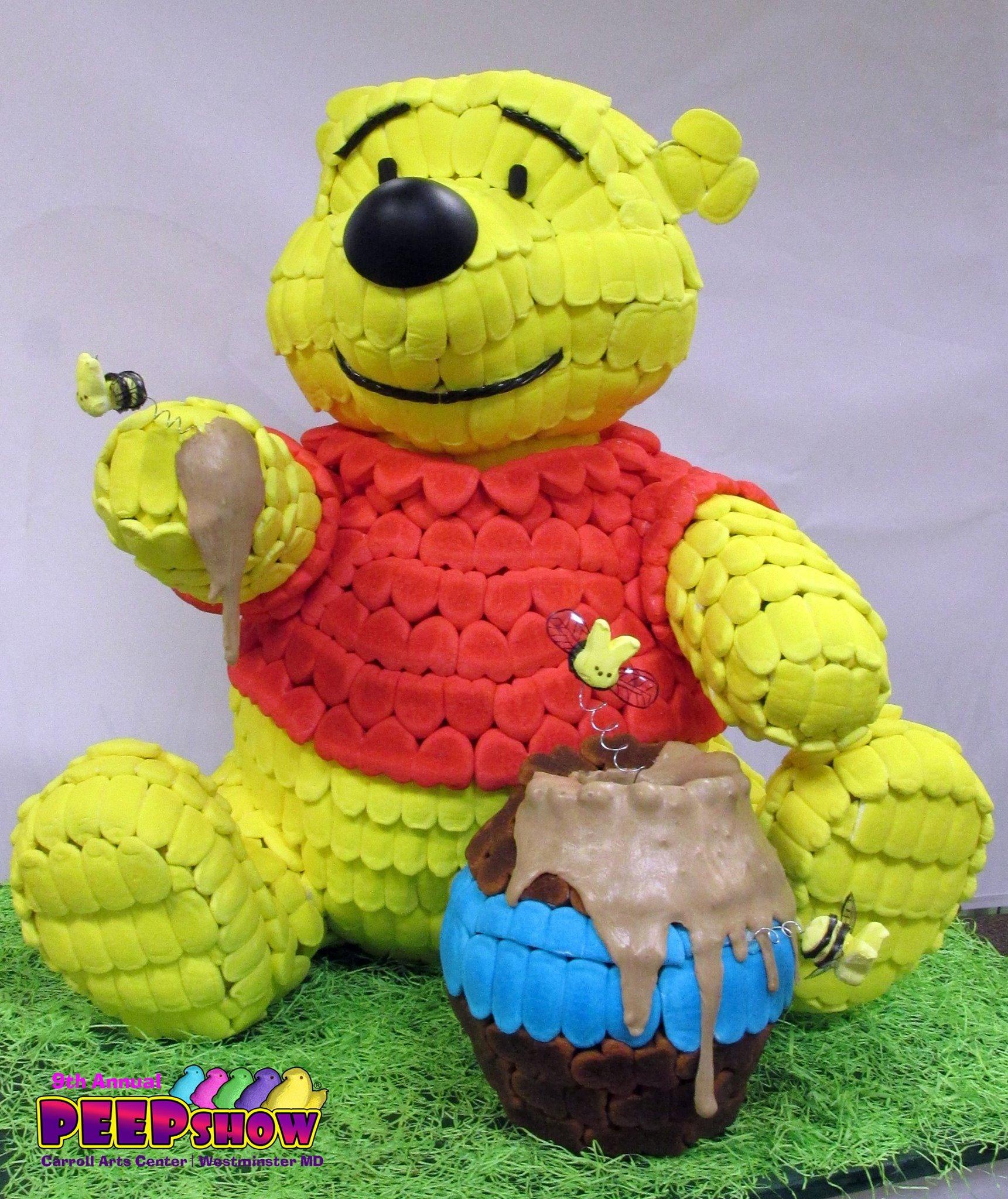 Peeps Pooh