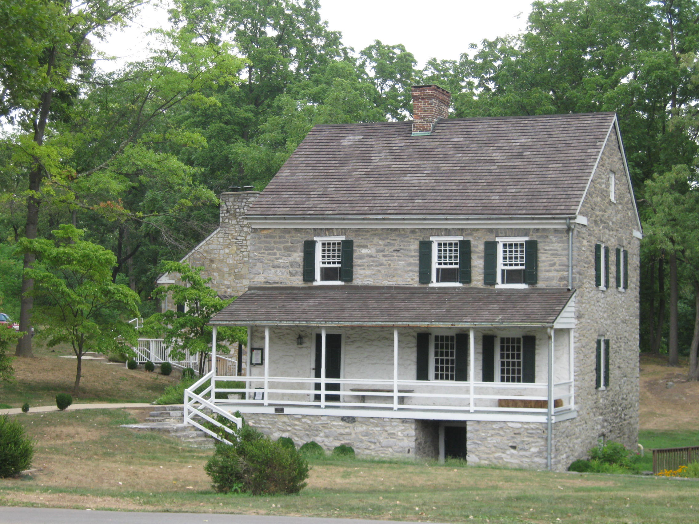 hager house
