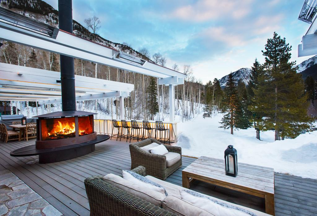 Colorado Casas: Kevin Costner's Mountain Retreat in Aspen Is