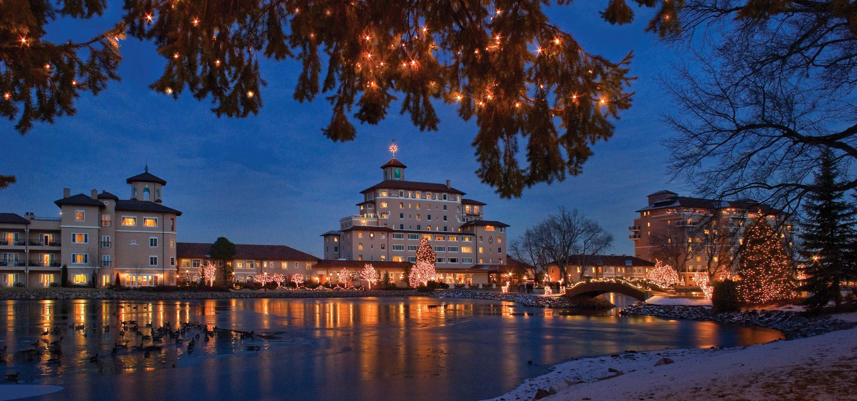 Broadmoor lights