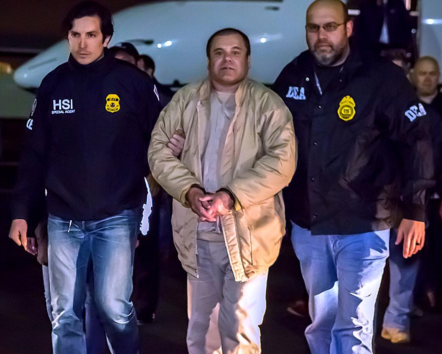 el chapo detained