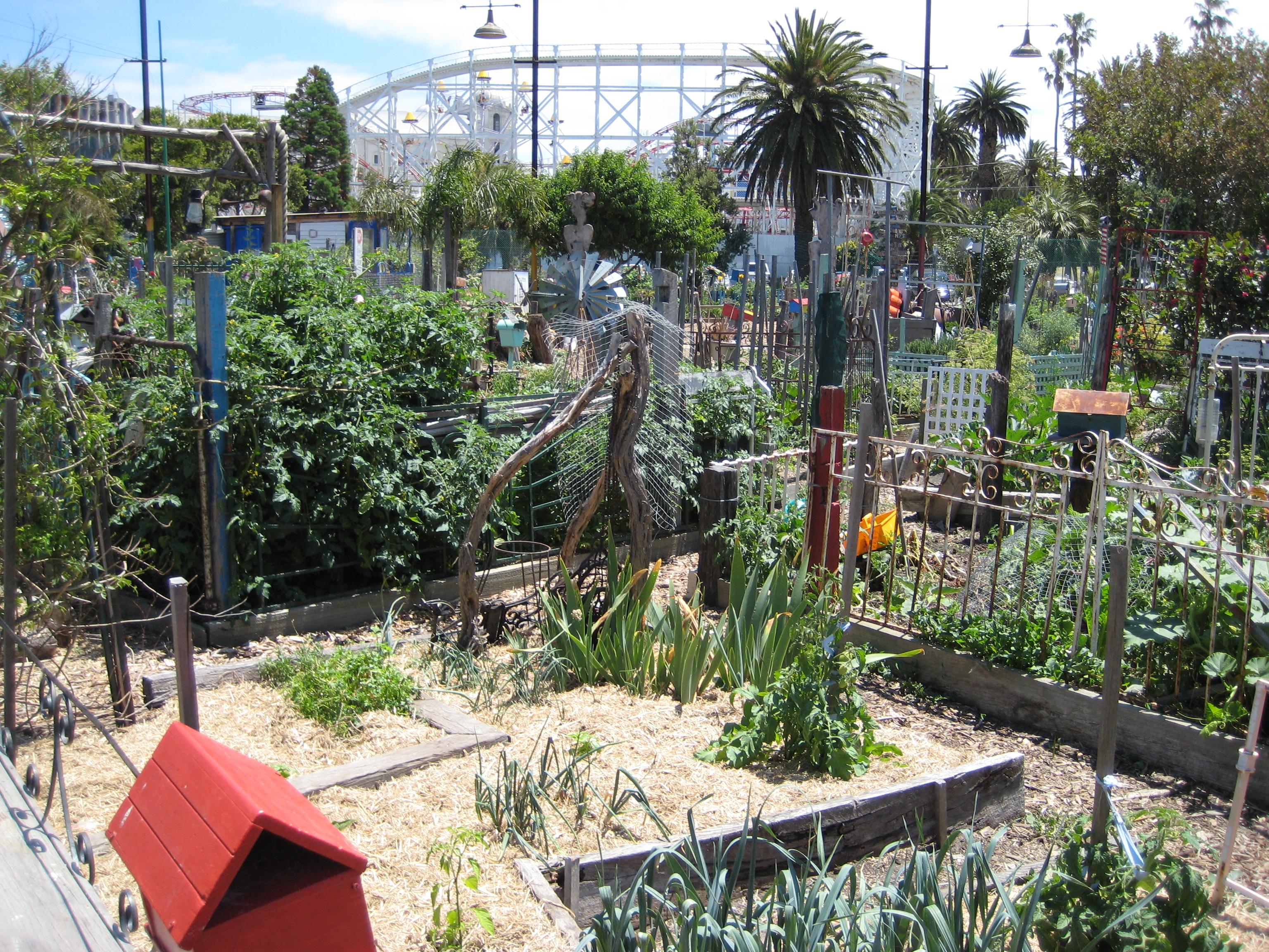 Veg Out Gardens
