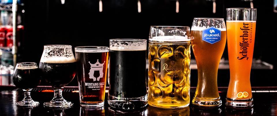 beer, The Midlands
