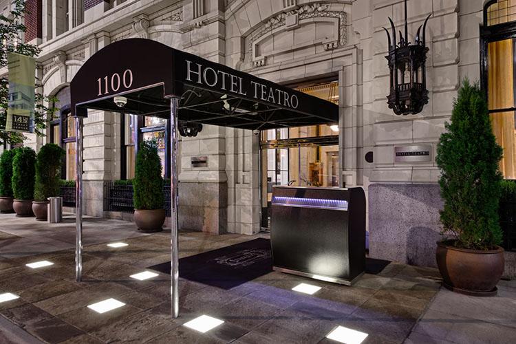Haunted Colorado Hotels