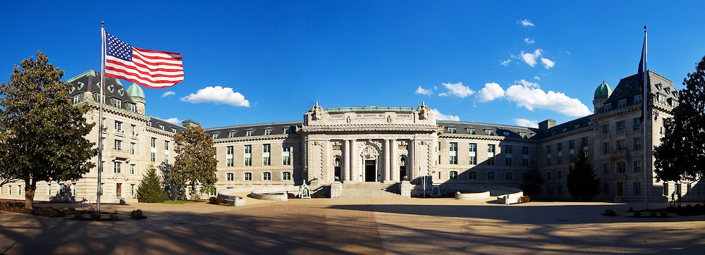 Bancroft Hall Naval Academy Annapolis Maryland