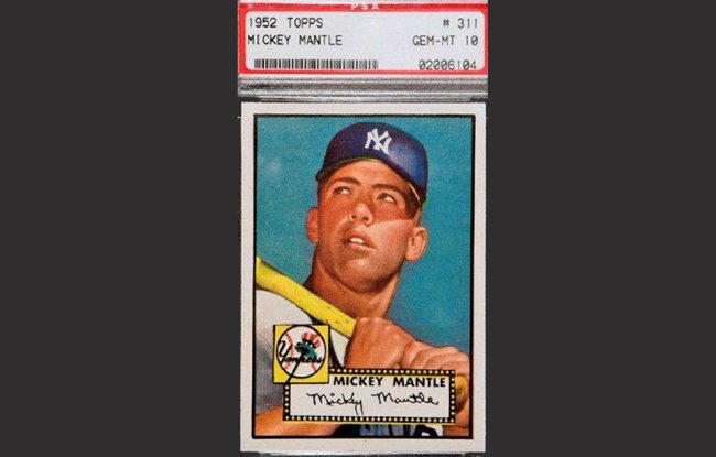 One Of The Most Valuable Baseball Cards In History Is Going To Be On