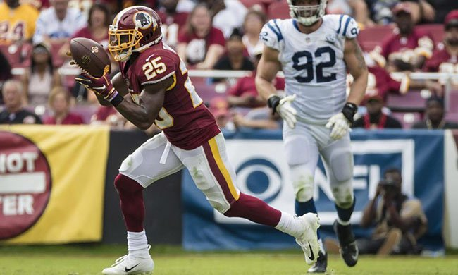 Chris Thompson, Washington Redskins Running Back - Courtesy of RedskinsWire