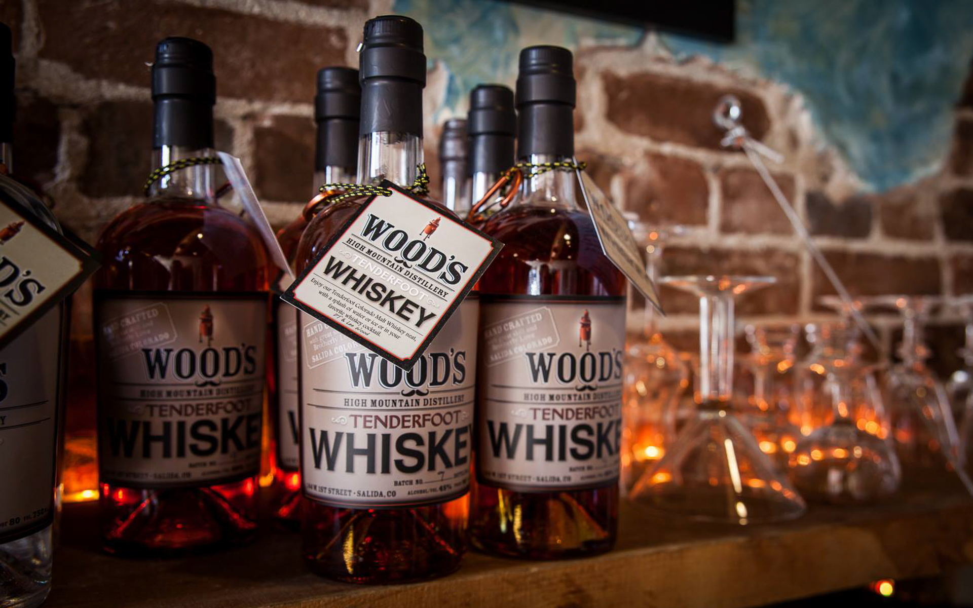 Love a good cocktail? Wood's High Mountain Distillery has you covered.