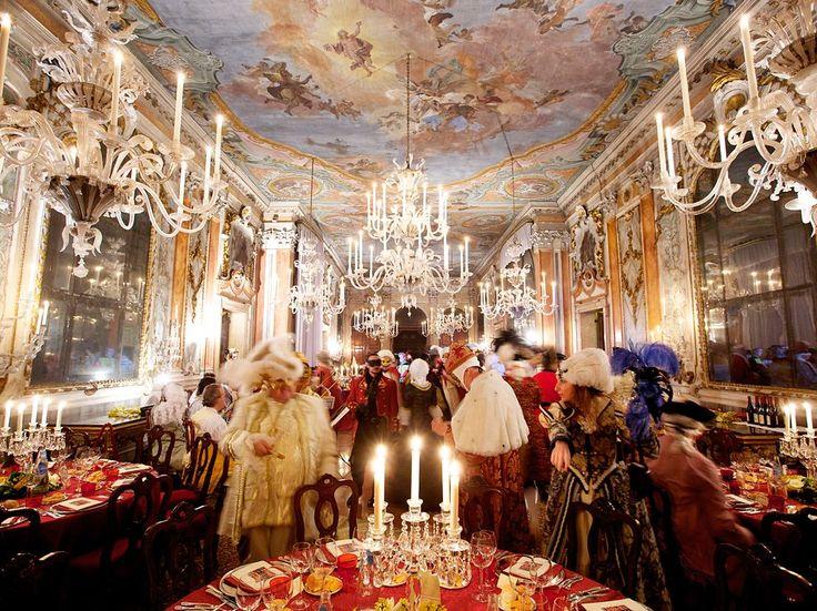 Venetian ball
