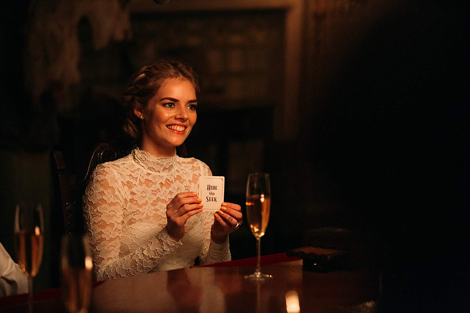 ready or not 2019 movie, samara weaving