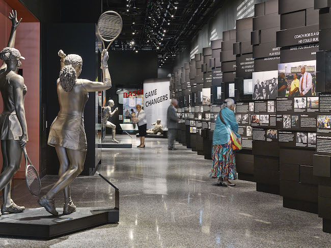 Inside the National Museum of African American History and Culture