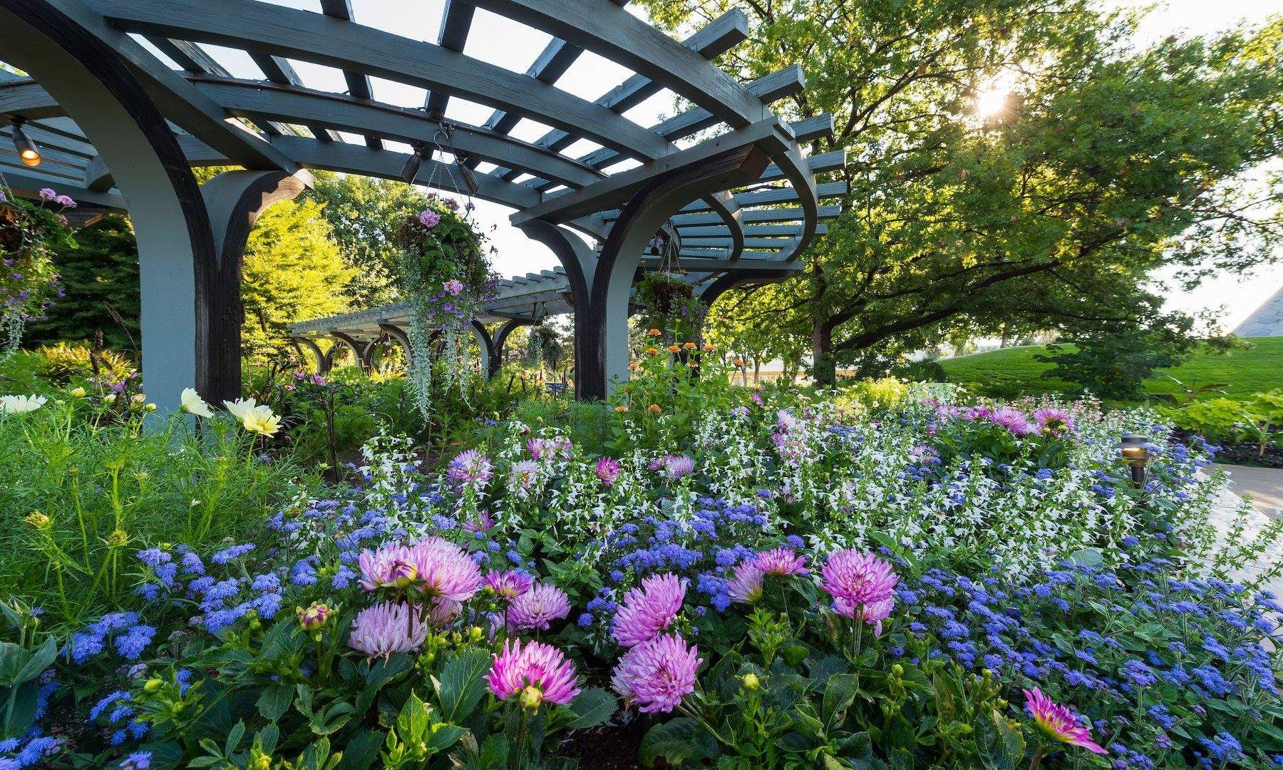 Denver Botanic Gardens.