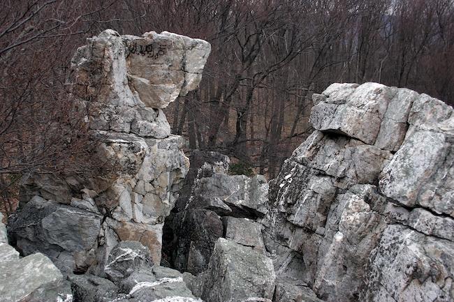 Wolf Rock, courtesy NPS.gov