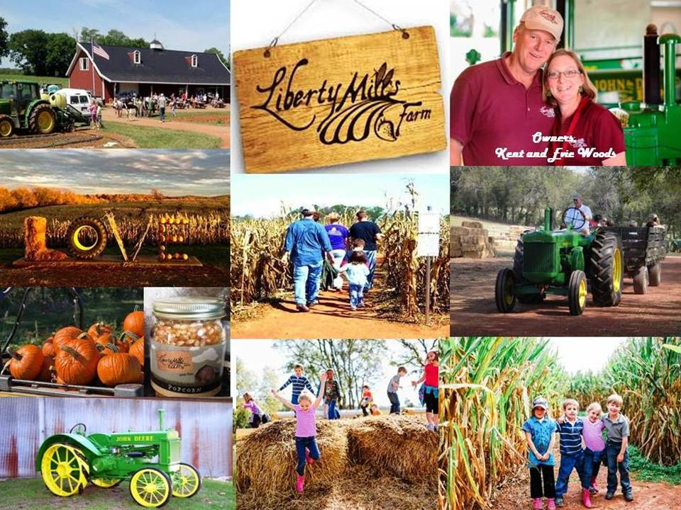 Liberty Mills Farm Corn Maze Virginia Fall Activities 2019