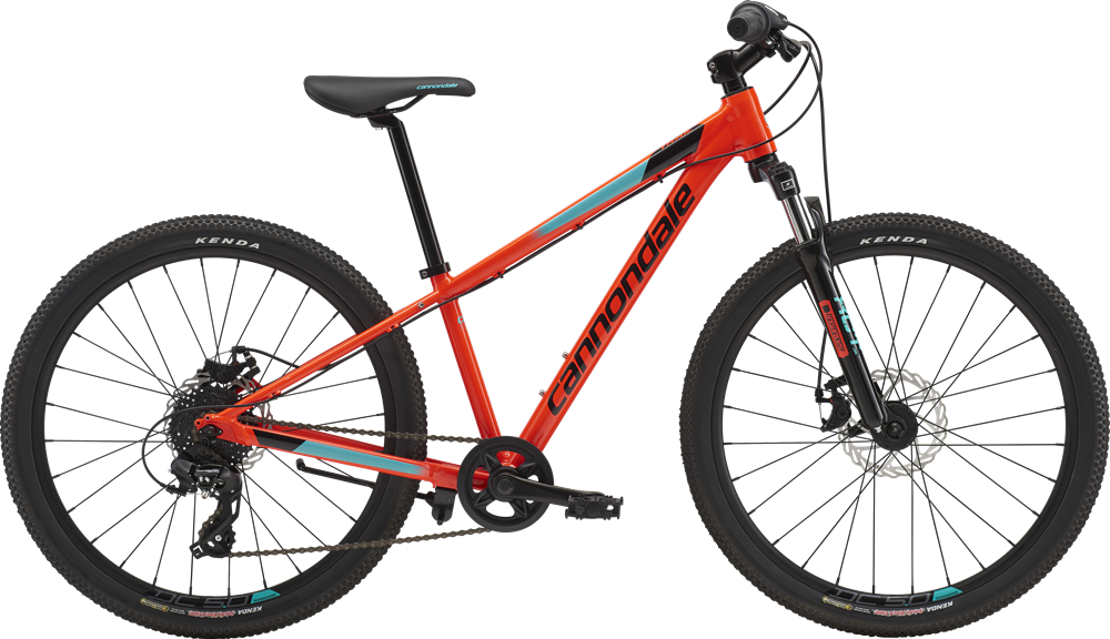 cannondale trail 24 youth mountain bike