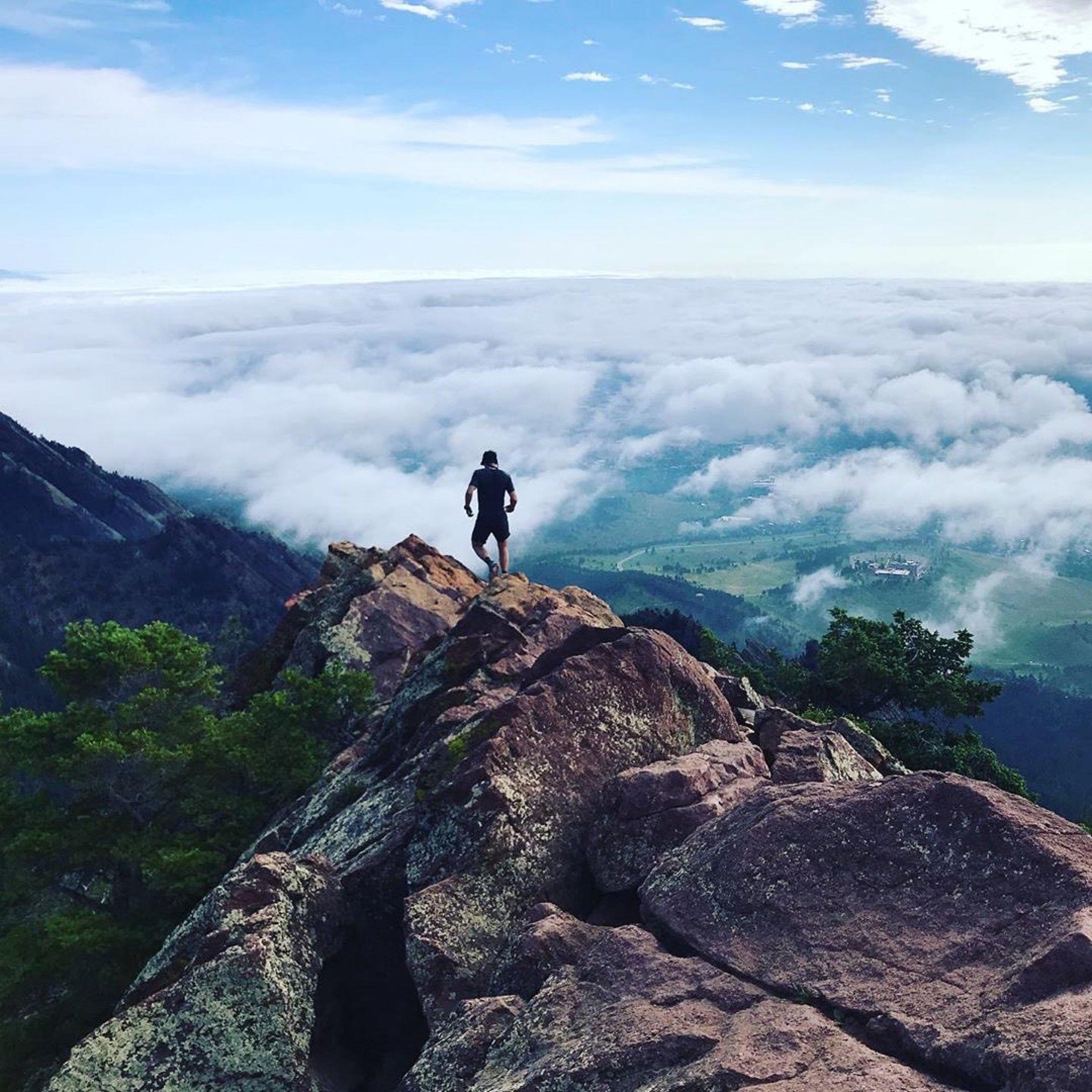 boulder hike