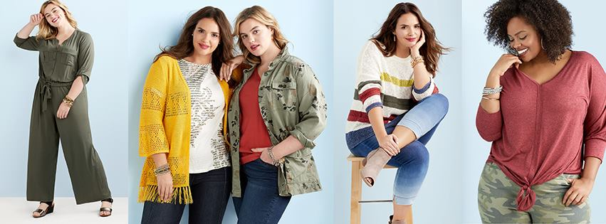 clothing, models