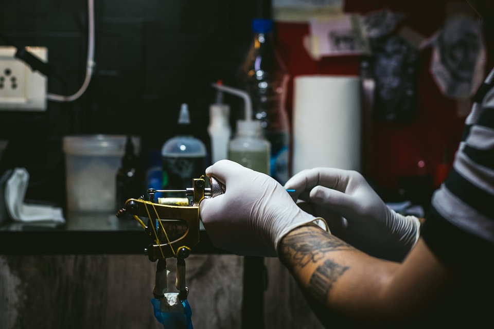 FDA Just Issued a Recall on Tattoo Ink Due to Presence of Microorganisms