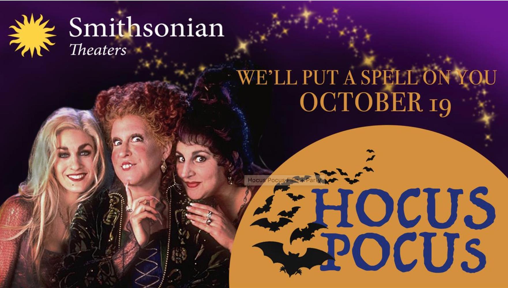 hocus pocus event