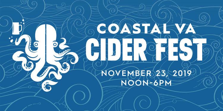 Coast VA Cider Fest November Sly Clyde Ciderworks