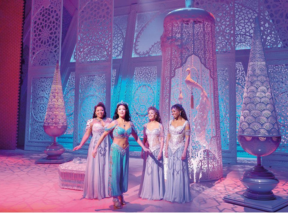 Aladdin, Jasmine