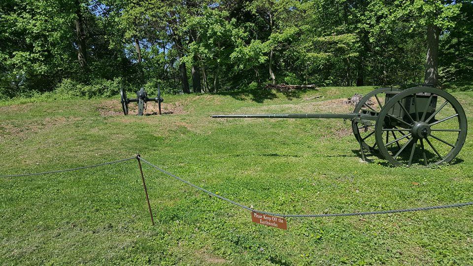 Fort C.F. Smith, Arlington park