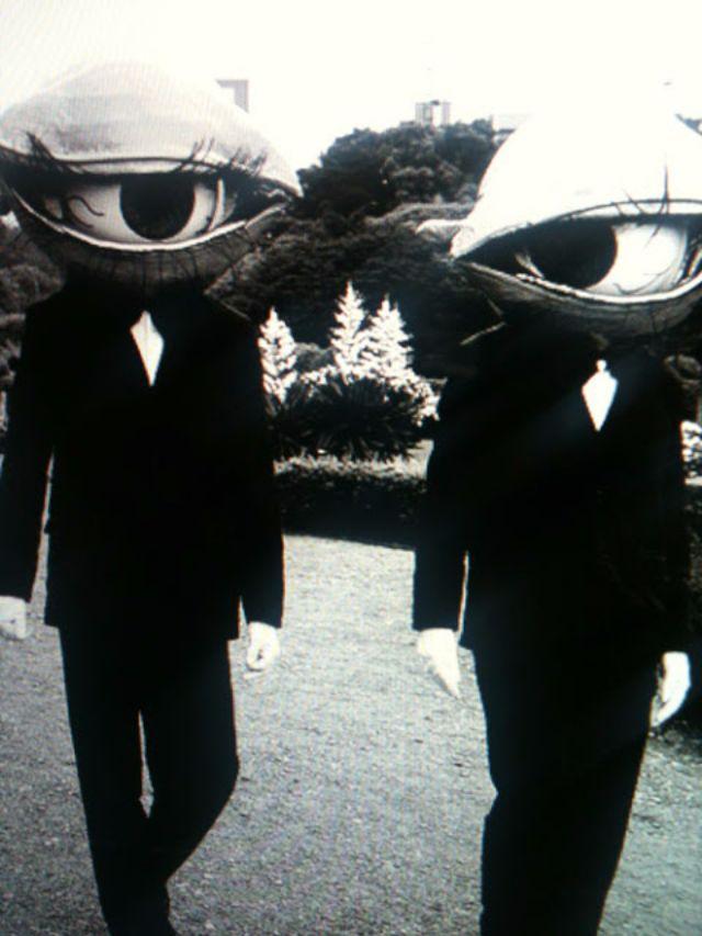 eyes costume