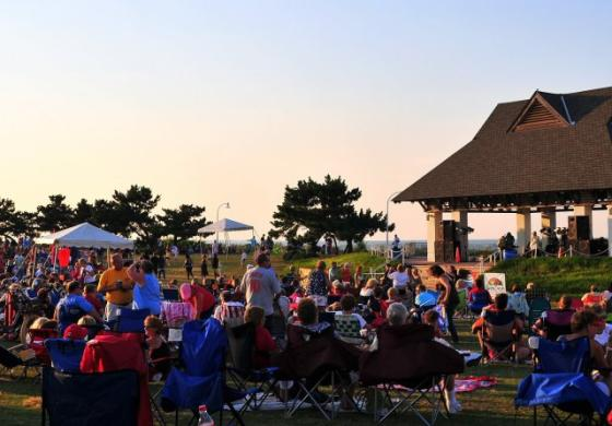 Ocean View Park Movie Night