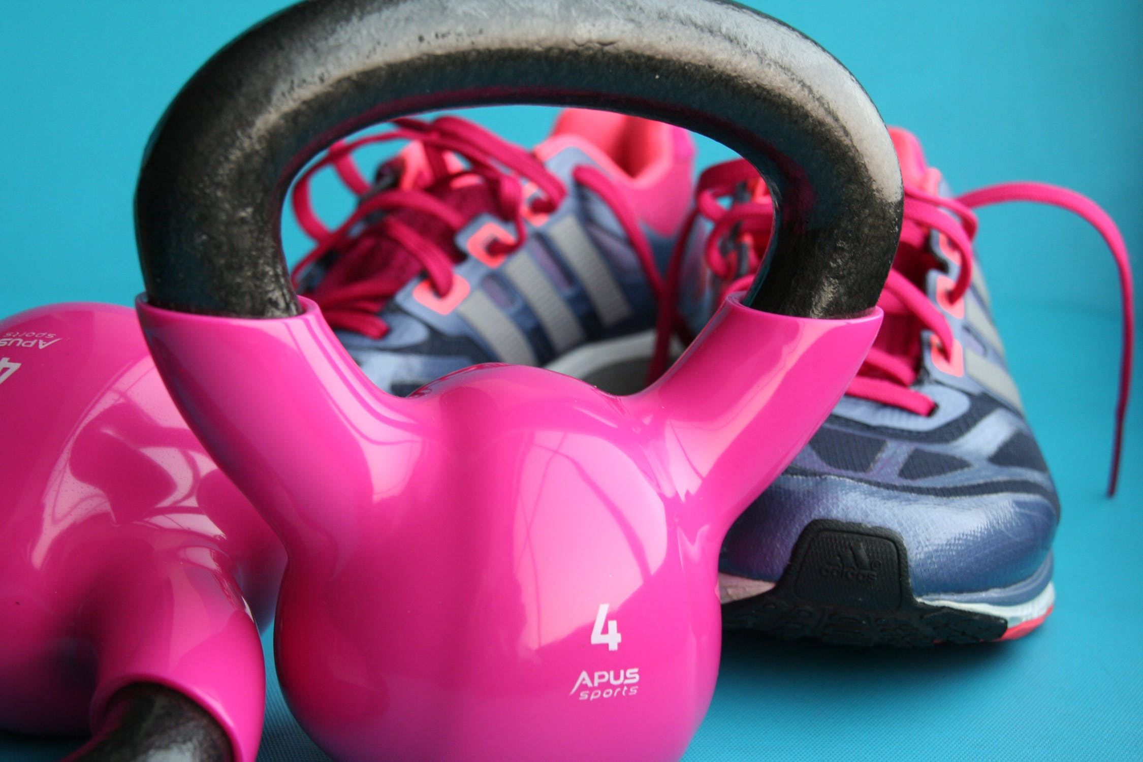 Weight equipment and shoes