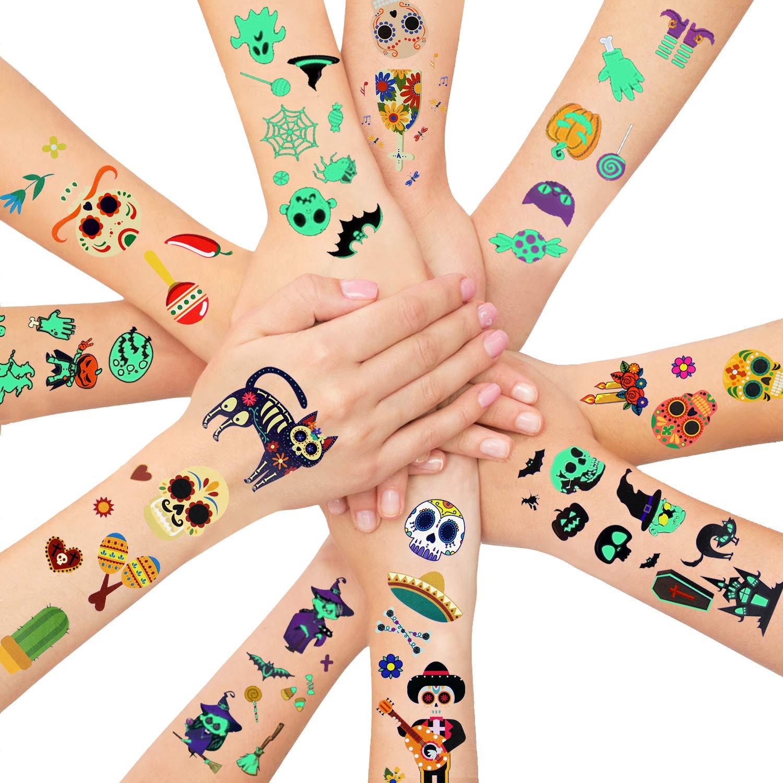 kids' tattoos