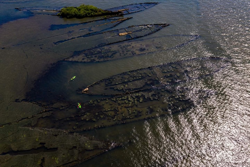 Mallows Bay ghost fleet