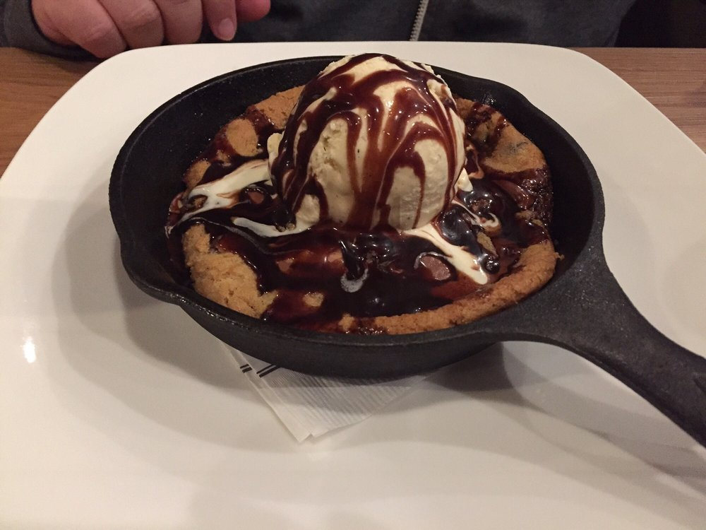 Cooper's Hawk dessert