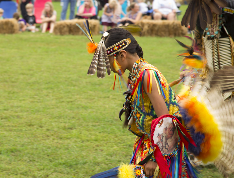 Jamestown powwow