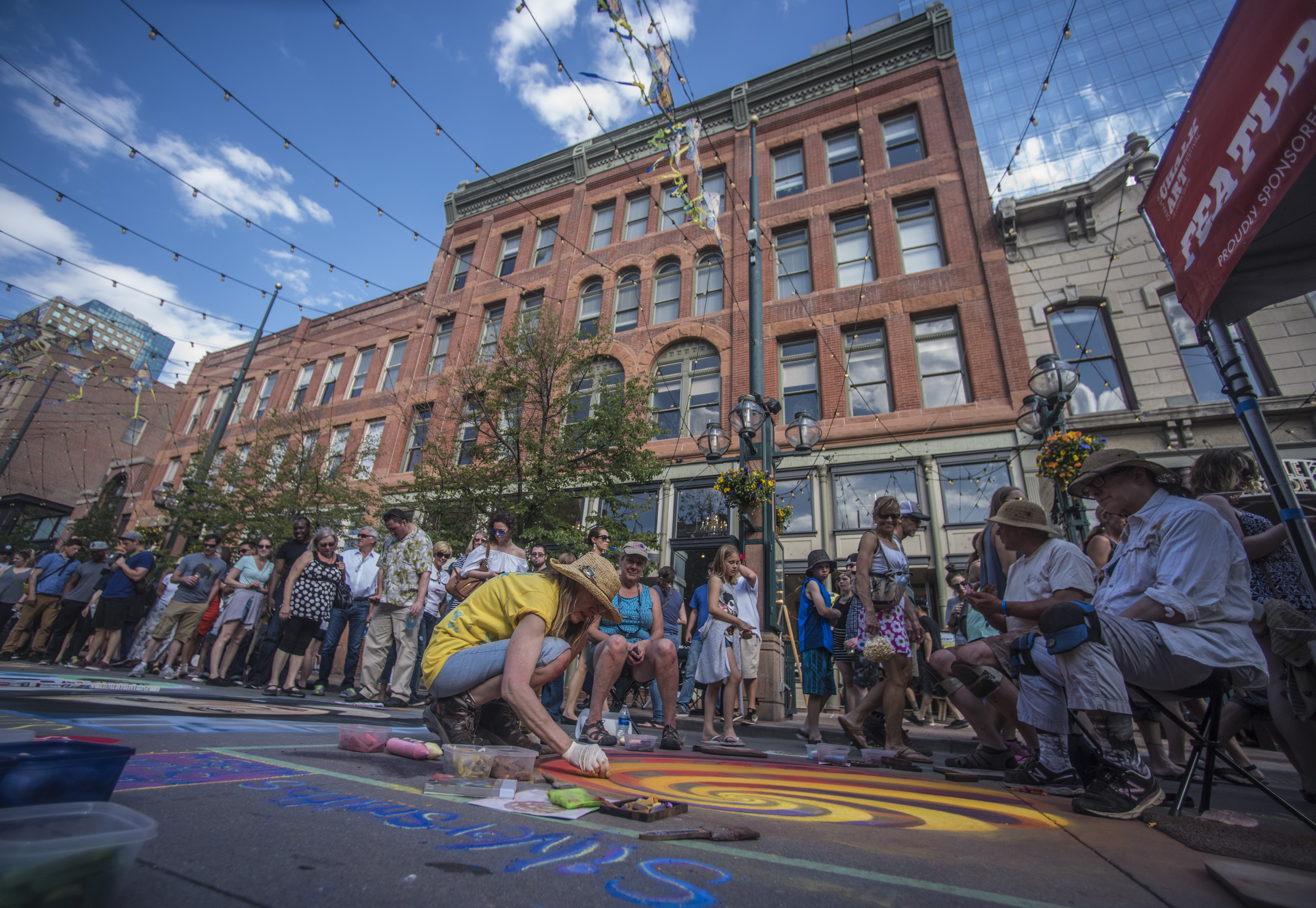 Denver Chalk Festival