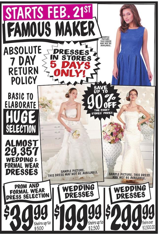 Ollie's Bargain Outlet Wedding Dresses