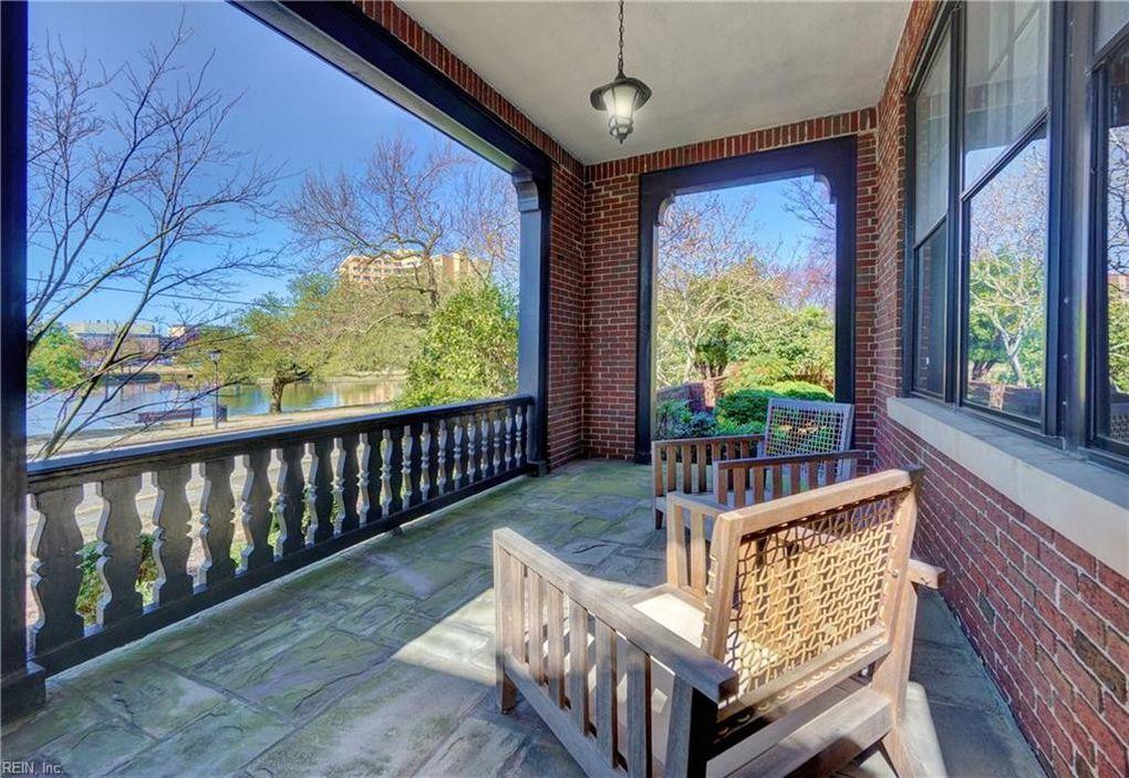 porch, house