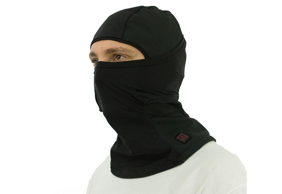 face mask, Sharper Image
