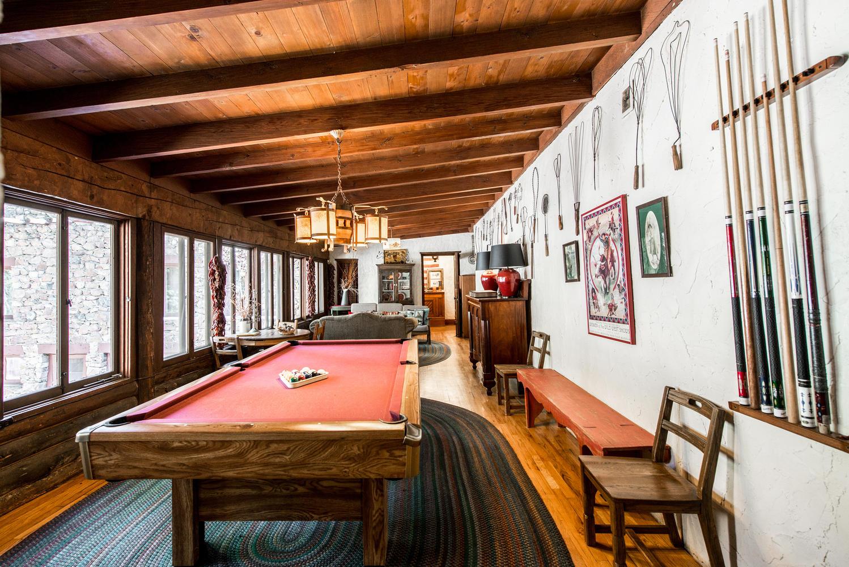 pueblo house pool hall