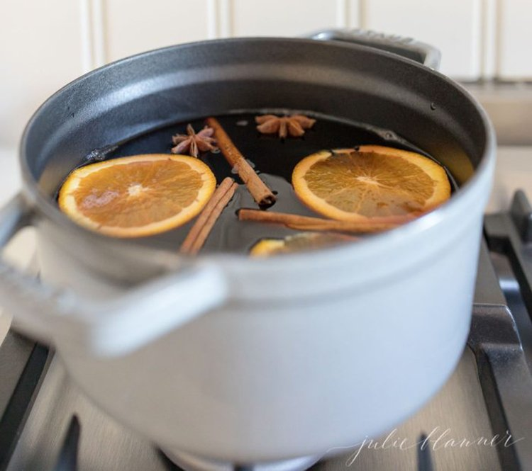 Non-alcoholic Mulled Wine