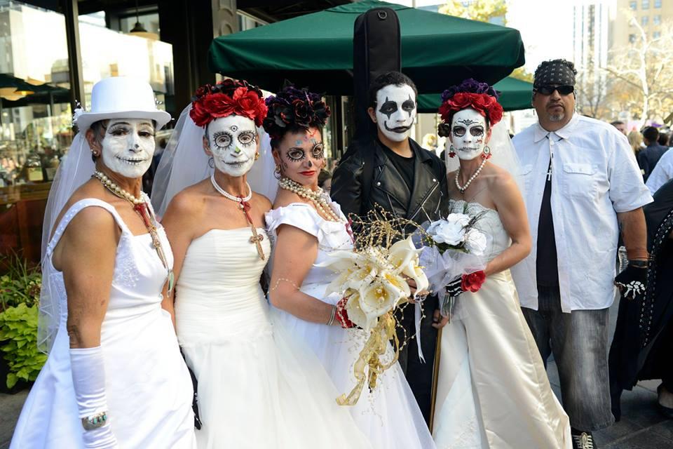 Wedding zombies