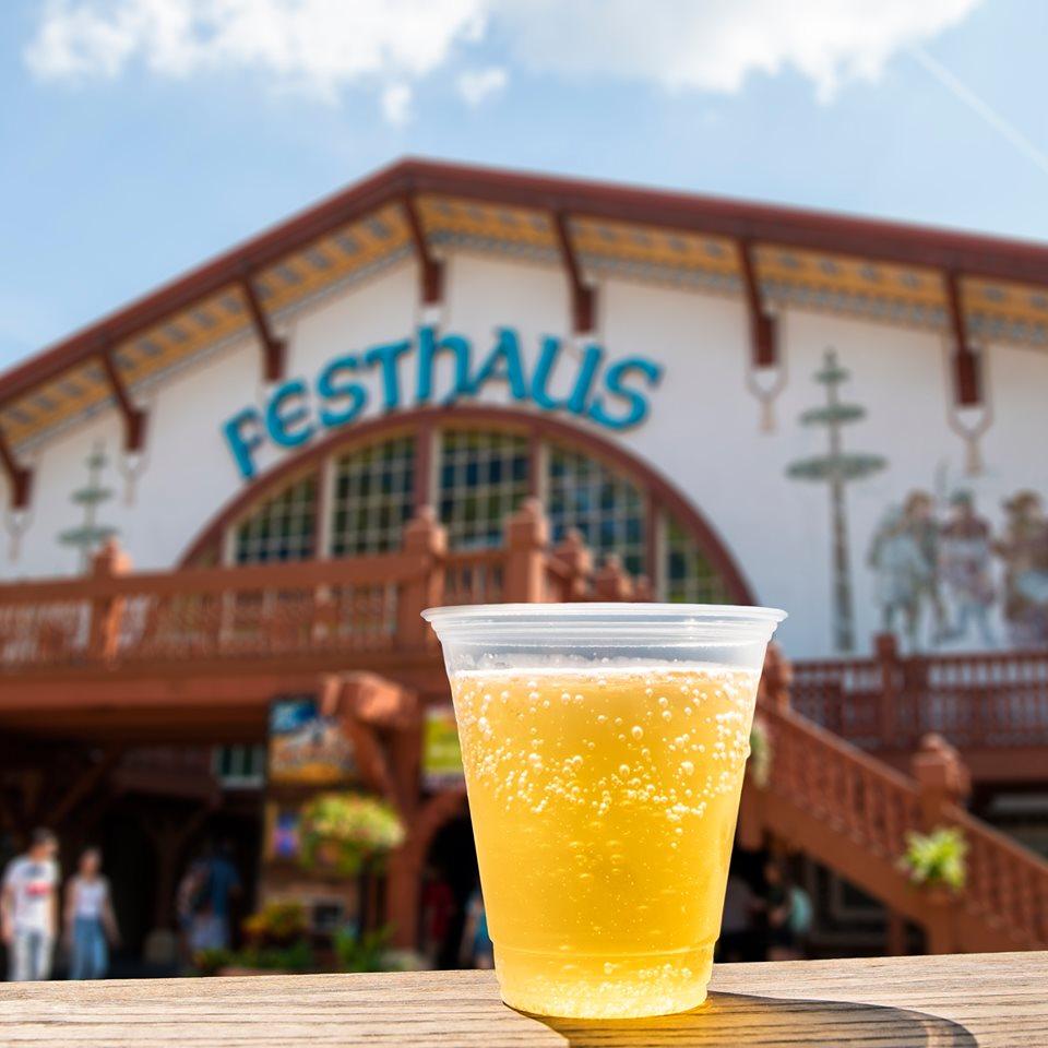 Busch Gardens, beer