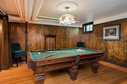 Billiards room 1070 Humboldt St.
