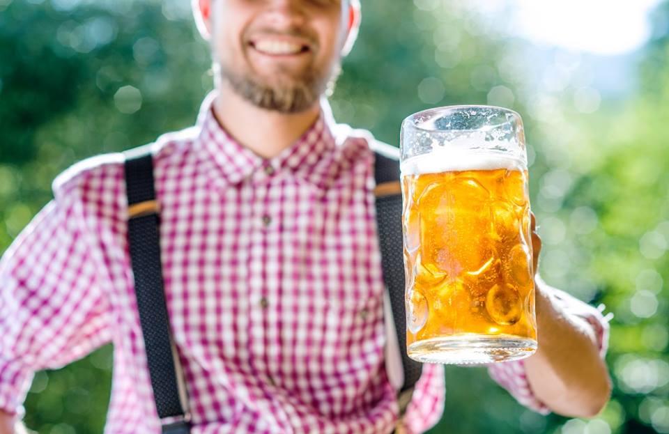 Oktoberfest, beer