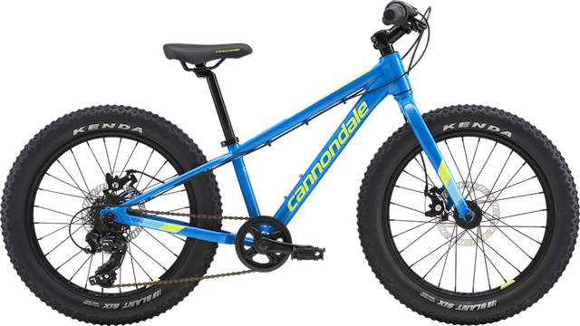 cannondale cujo 20 youth mountain bike