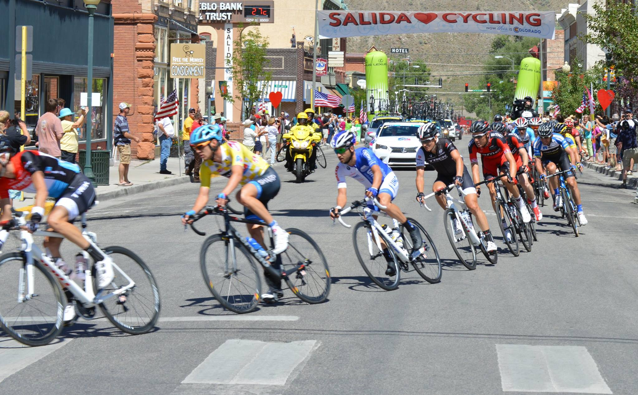 Salida Bike Race