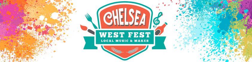 Chelsea West Fest Banner