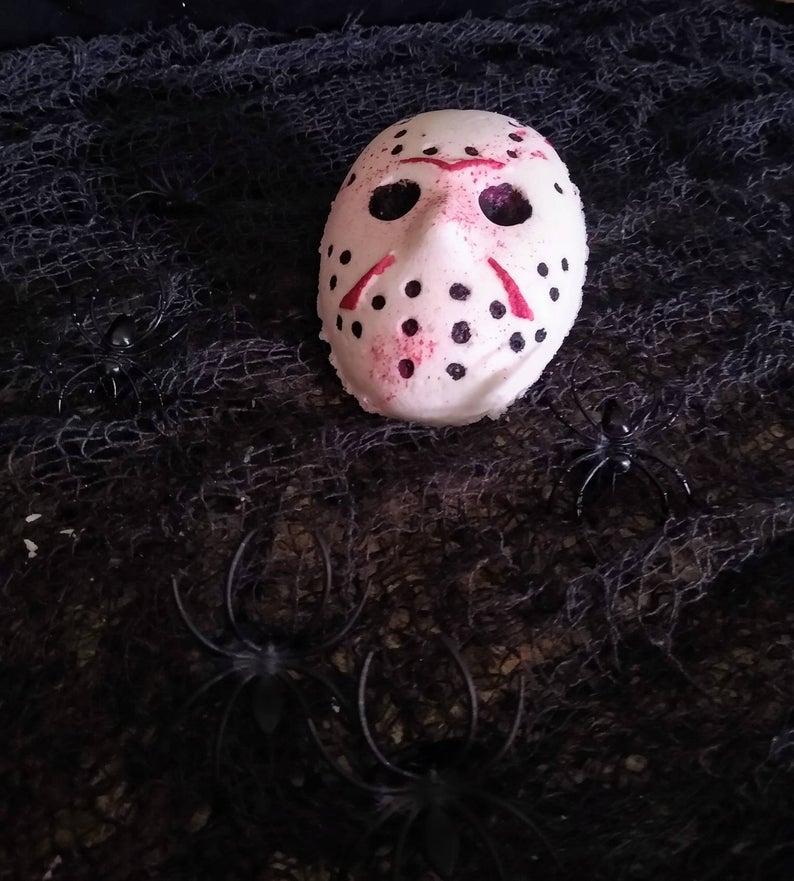 Jason bath bomb