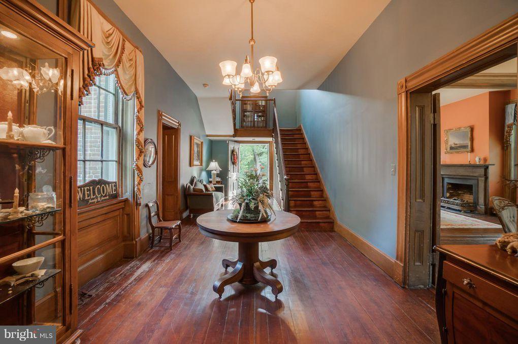 foyer, entryway