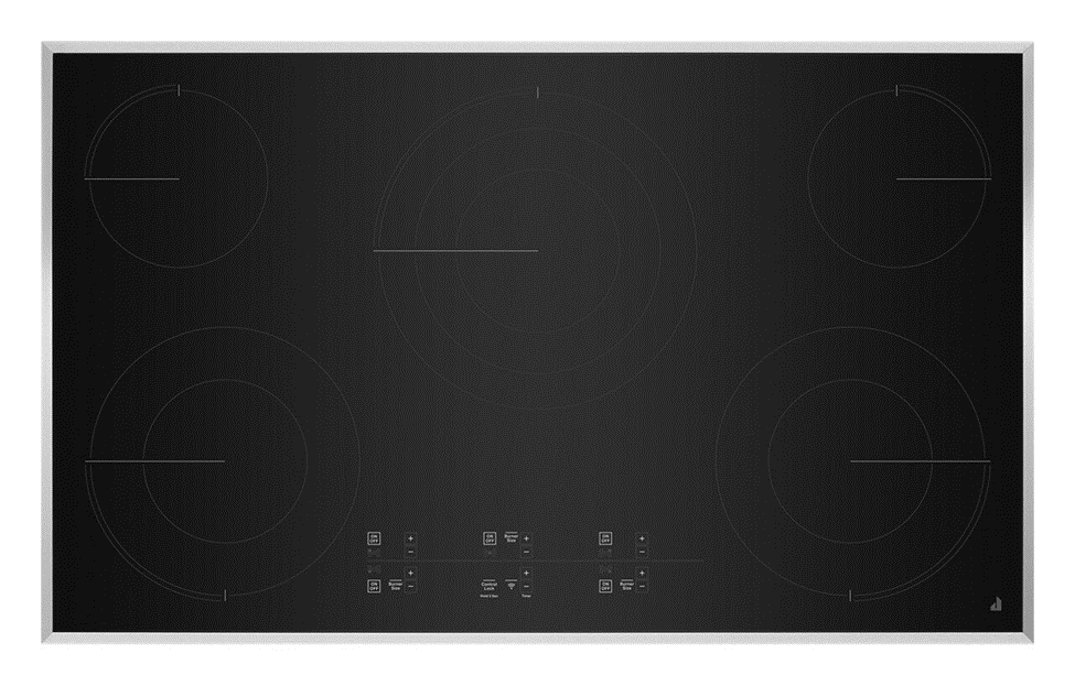 JennAir cooktop, Whirlpool cooktop