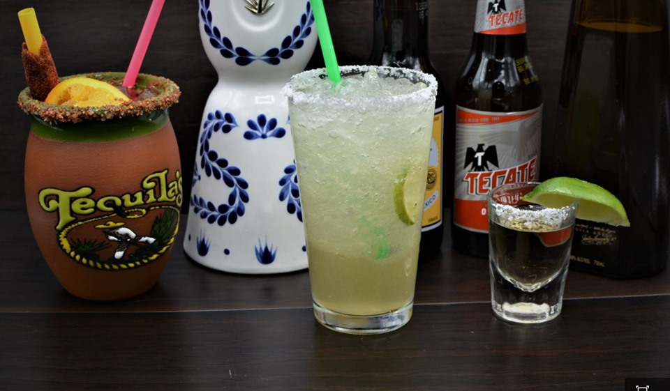 Tequilas drinks